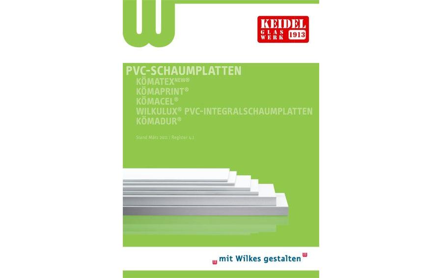 PVC-Schaumplatten