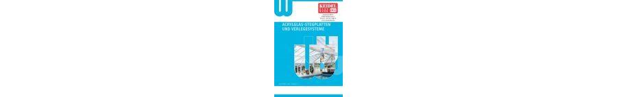 PLEXIGLAS®-Stegplatten und Verlegesysteme
